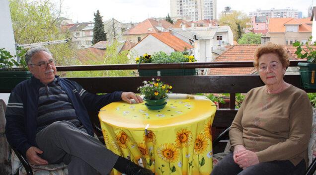 Gospođa Tereza i gospodine Ljerko (foto: mojevrijeme.hr)