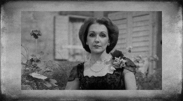 Zdravka Krstulović (1940-2013) kao Violeta (Velo misto)