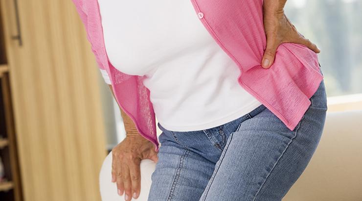 Kako se riješiti bolova u leđima?