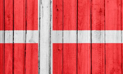 Kako izgleda danska zastava?