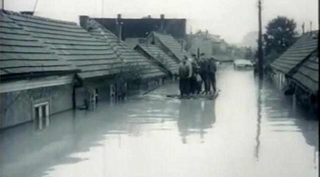 Velika poplava u Zagrebu
