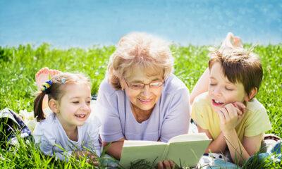 Trebaju li bake čuvati djecu?