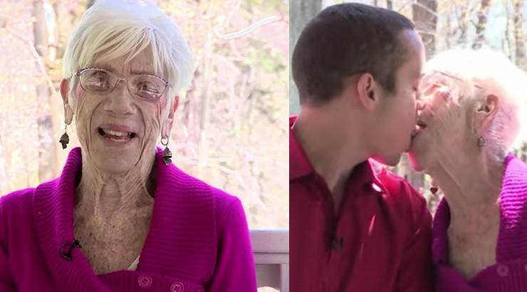 mlađi dečko seks s bakama