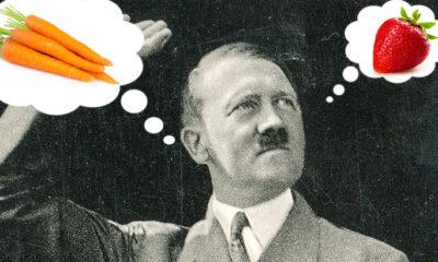 Što su jeli svjetski diktatori? Je li Hitler jeo meso?