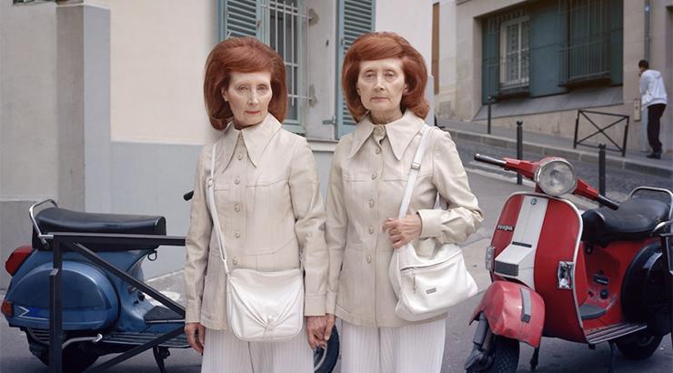 Identični blizanci, najstarije blizanke,