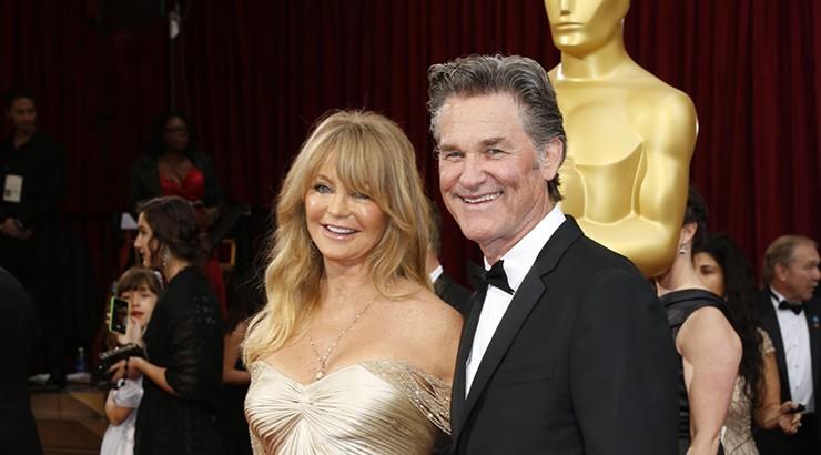Goldie Hawn i Kurt Russel (foto: BigStock)