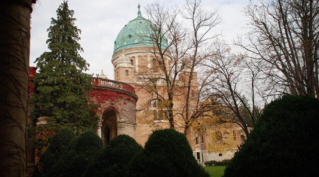 Zagrebačko groblje Mirogoj (foto: MojeVrijeme.hr)