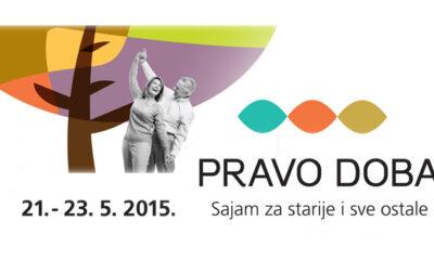 Sajam za starije osobe u Zagrebu