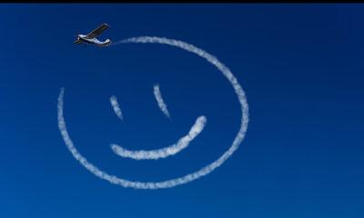 Kako postići sreću? Chemtrailsi iznad Hrvatske.