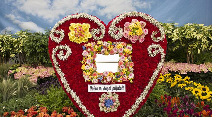 Izložba cvijeća u Zagrebu