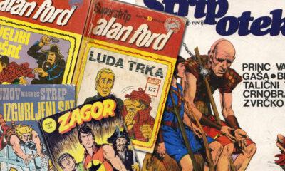 Najbolji stripovi na hrvatskom i srpskom