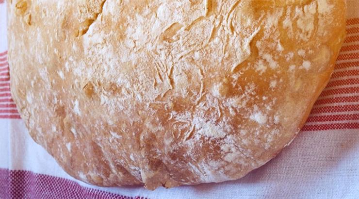 Kako napraviti domaći kruh?