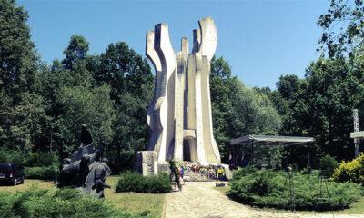 Spomen park Brezovica