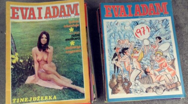 Erotski časopis Eva i Adam