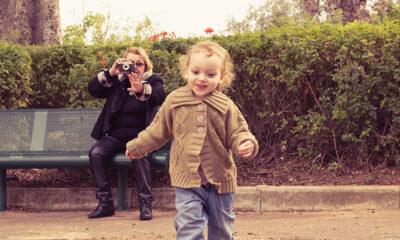 Parava baka na viđanje unučadi