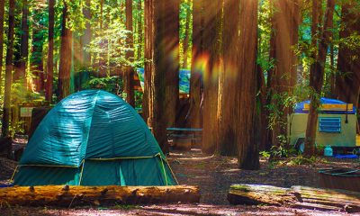 Što treba ponijeti na kampiranje?