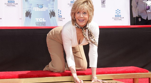 Jane Fonda, Losa Angeles, 2013. (foto: BigStock)