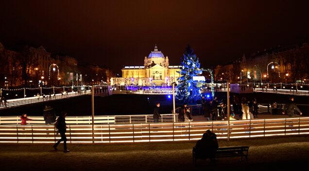 Zagreb, najbolja božićna destinacija