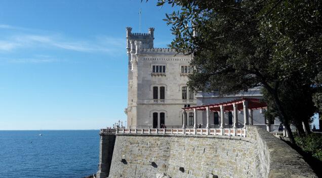 Izlet u Trst i dvorac Miramare