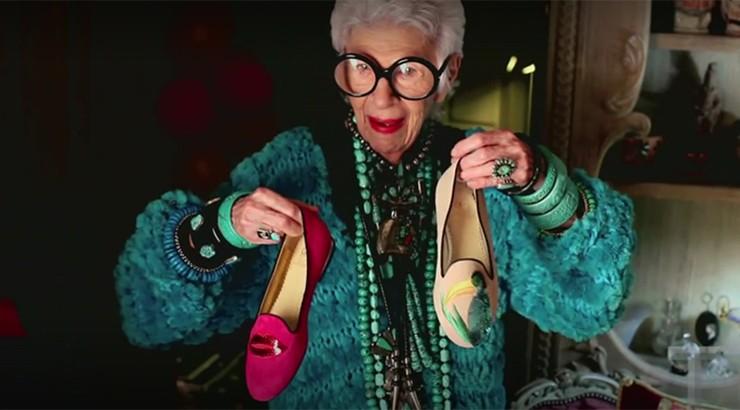 Kako se oblačiti u starijim godinama?