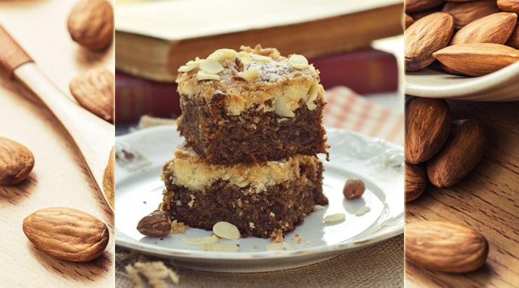 Recept za kolač od badema