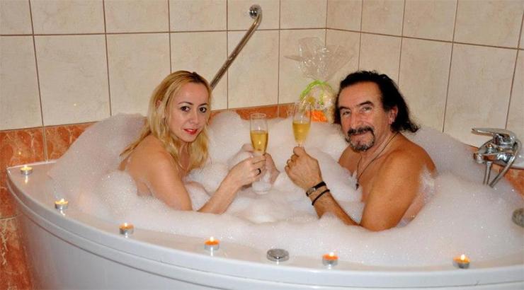 Željko i Ružica Bebek (foto: Facebook)