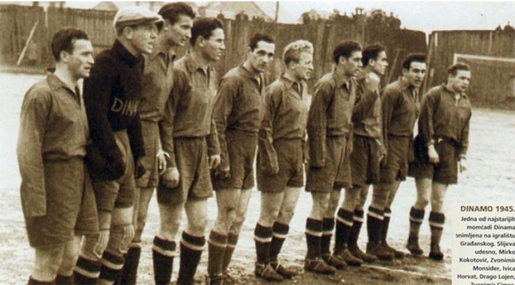 Kako je osnovan Dinamo?