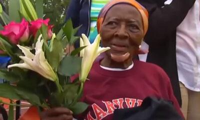 stogodišnjakinja oborila svjetski rekord u trčanju