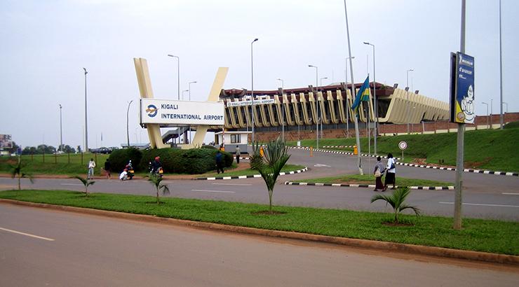 Gdje je Kigali?