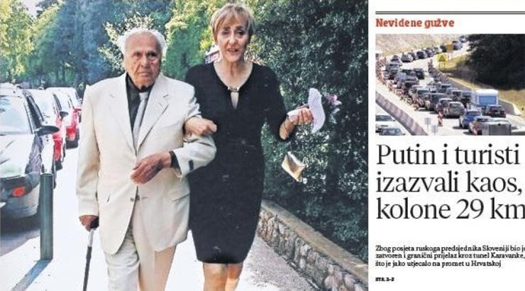 Josiš Manlić se oženio
