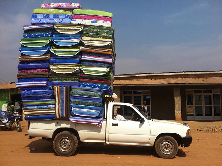 Život u Africi