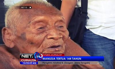 Tko je najstariji čovjek na svijetu?