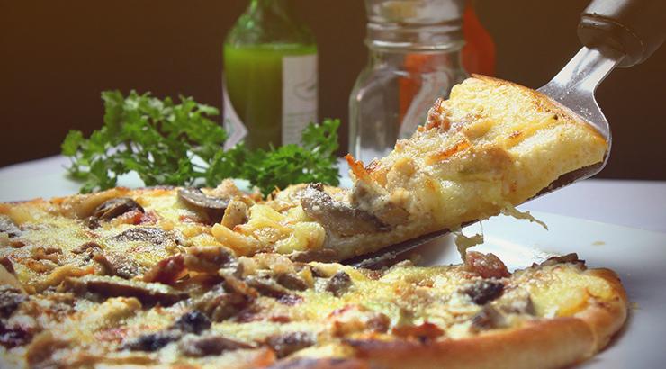 Je li pizza zdrava?