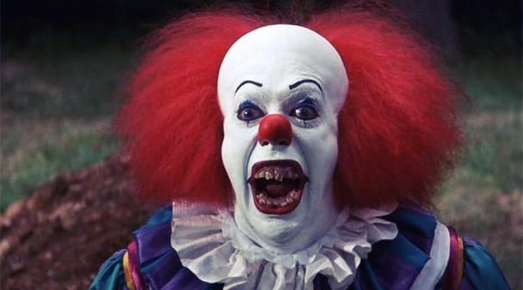 Kako se braniti od klauna?