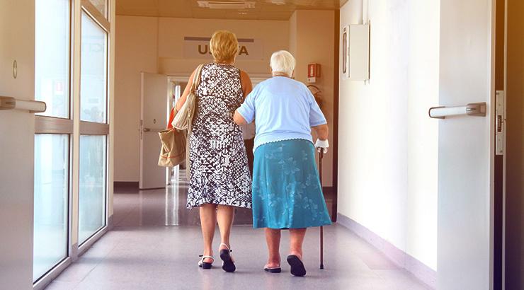 Pomoć za starije