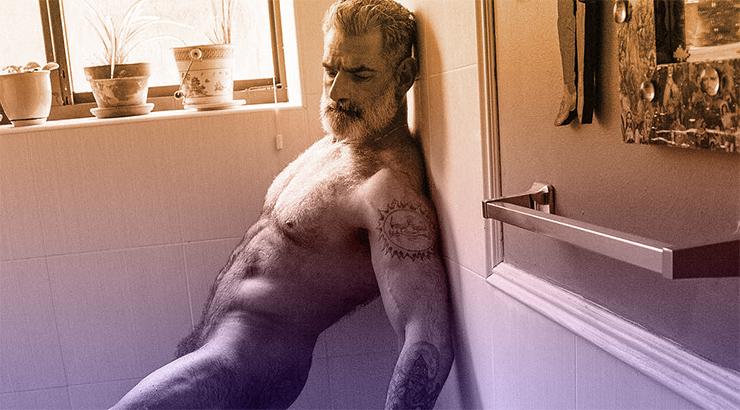 Seksi dedeki, stariji seksi muškarci