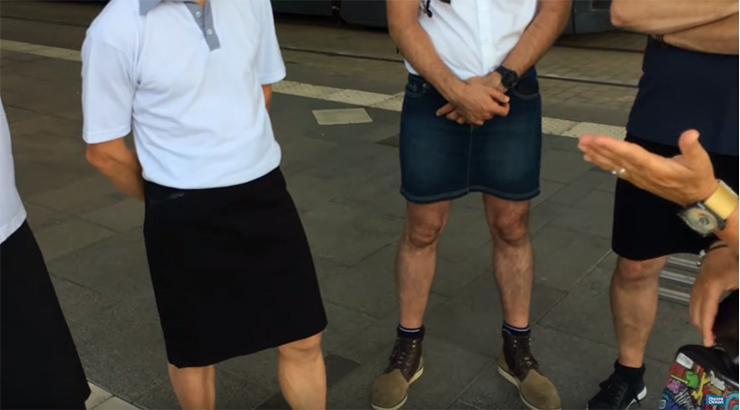 Muški u suknjama