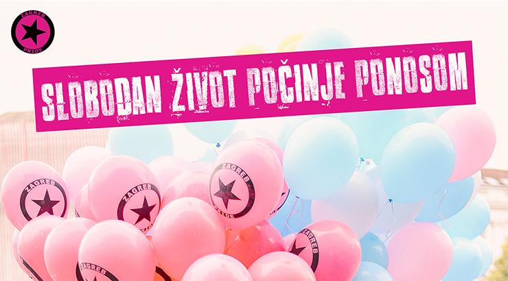 Gay parada u Zagrebu