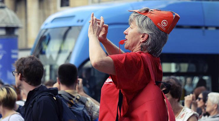 Kada prosvjeduju umirovljenici?