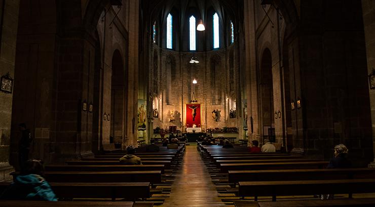 Je li Crkva sekta?