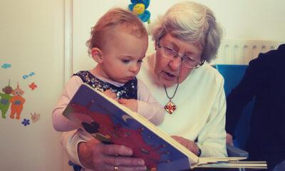 dijete više voli baku