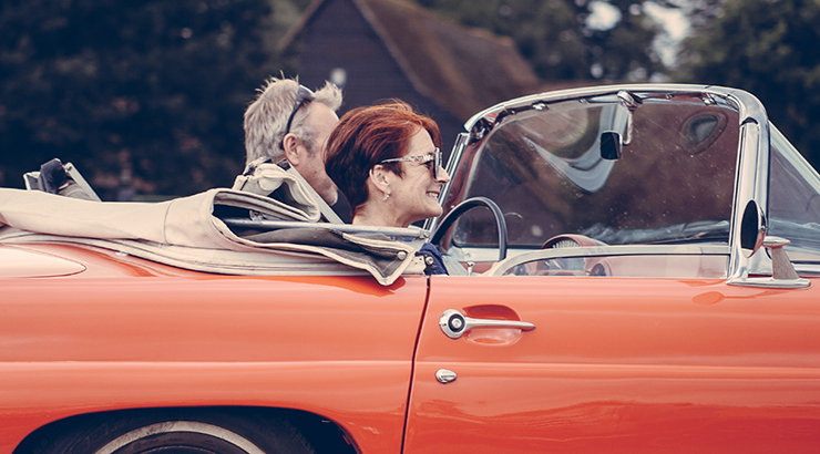 Kako naći ljubavnika u starijoj dobi?