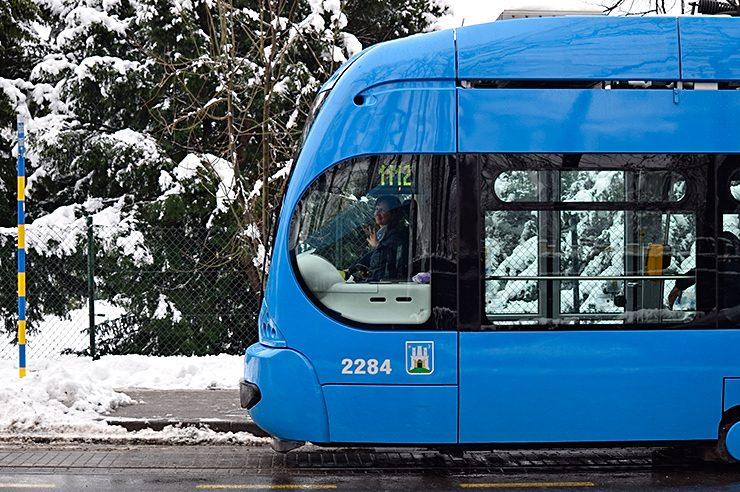 Zima u Zagrebu