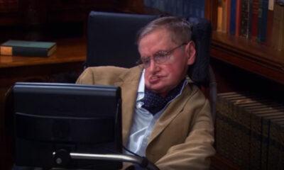 Od čega je umro Hawking?