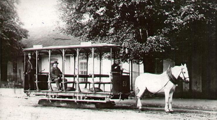 Kada je krenuo voziti prvi tramvaj?