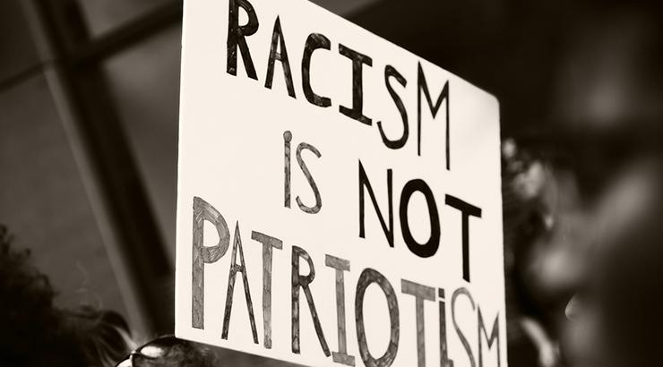 Rasizam nije patriotizam