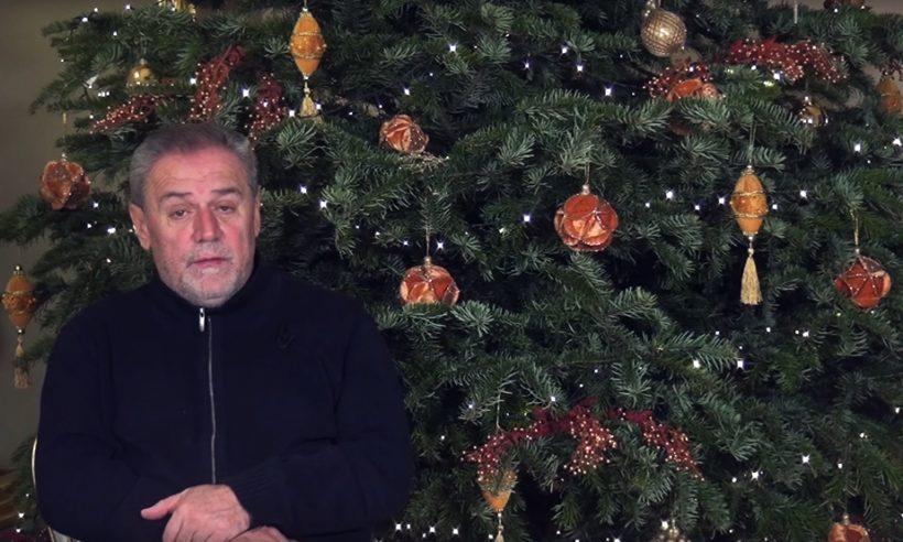 Milan Bandić čestitao Božić 2018.