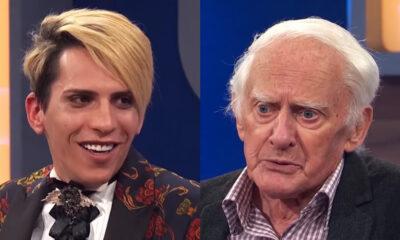 Stari muškarac i mladi ljubavnik