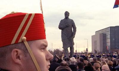 Tuđmanovi spomenici
