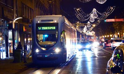 Ponašanje u tramvaju